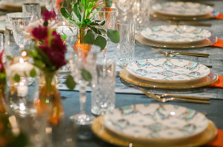 Tabletop Rentals in the Greater Raleigh-Durham Metro Area