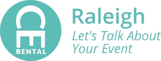 Event and Party Rentals in Raleigh | CE Rental
